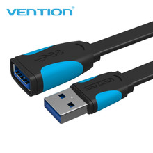 Vention High Speed USB3.0 Extension Cable USB Male To Female Extension Data Sync Cord Cables Adapter for Computer MP3/MP4 Player