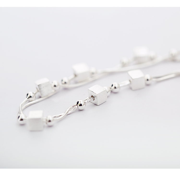 female s925 sterling silver simple wild sweet students fresh VB27female s925 sterling silver simple wild sweet students fresh VB27