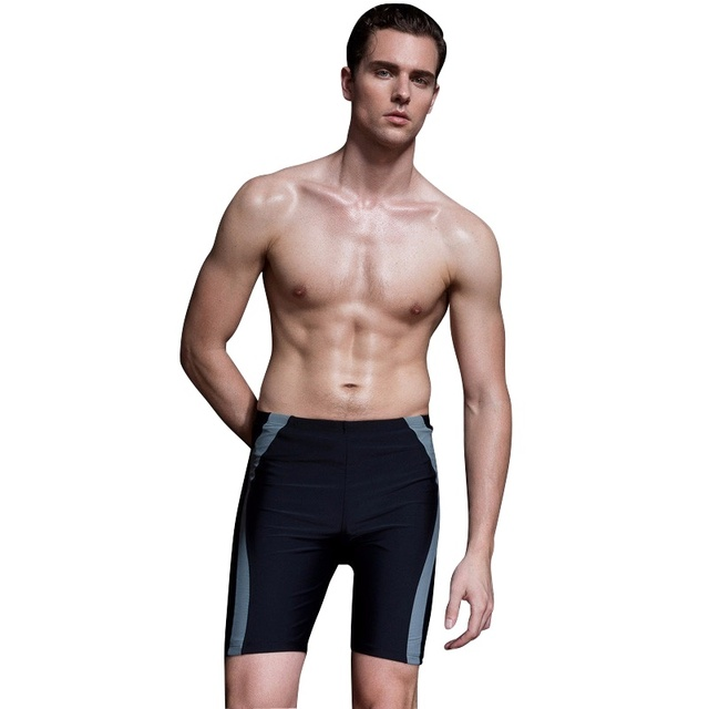 cd2aa57a1ac 2019 Sportsman Swim Bathing Surf Sport Suit Trunks Sunga Arena Bather Pool  Men Swimwear Shorts Swimsuit Beach Wear Large Size