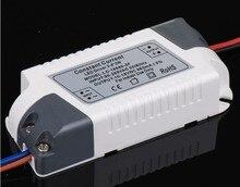 2pcs Free shipping/High Power Factor Indoor external LED Bulb spotlight  3-5*3W led driver transformer non-waterproof Led power