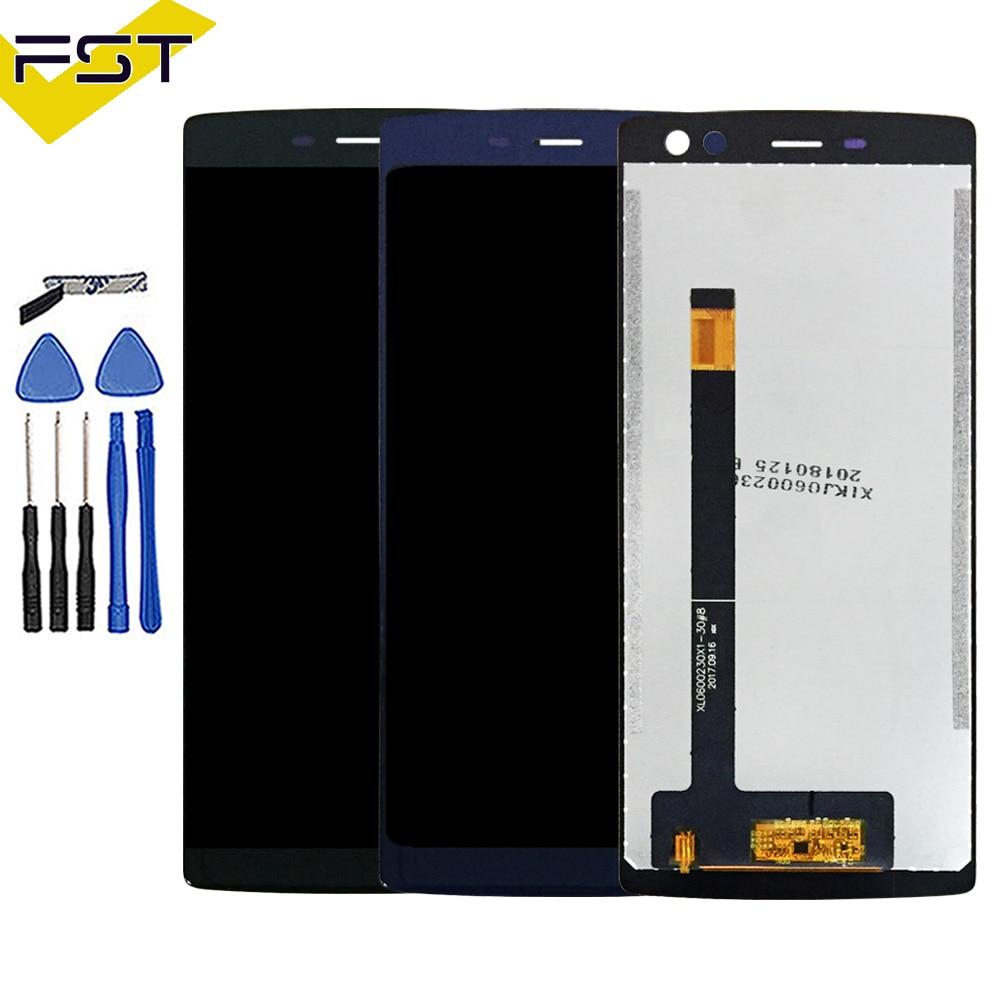 Pour écran LCD et écran tactile Doogee BL12000 BL12000 Pro de 6.0 pouces avec outils et accessoires adhésifs pour téléphones mobiles - 3