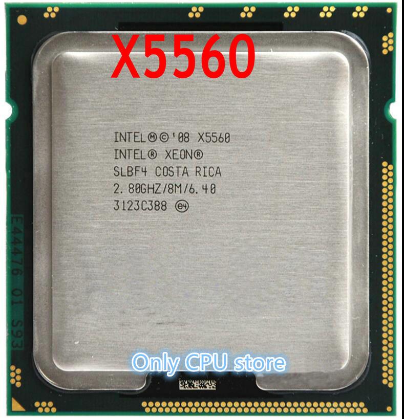 Intel Xeon X5647 2.933 GHz Quad-Core Eight-Thread CPU Processor 8M 130W LGA 1366