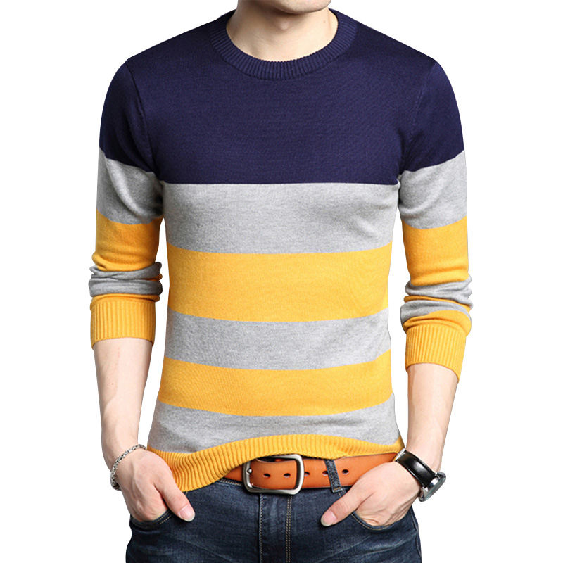 Free Shipping New Fashion 2019 Spring Autumn Men Wool Pullovers Man Sweaters Pullover