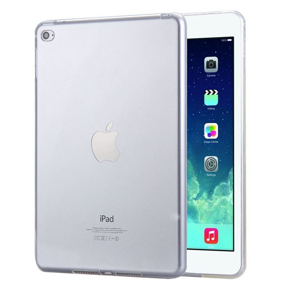 For New iPad Pro 10.5 Case Cover Clear Soft TPU Skin Gel Silicone Back Case Protector for Apple iPad Pro 10.5 2017 Tablet Case high quality clear soft tpu transparent gel silicone bumper tab case skin cover for apple ipad 2 ipad 3 ipad 4