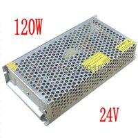 24V 120W LED Transformer Input 110 240V AC To 24V Switching Led Power Supply For Led
