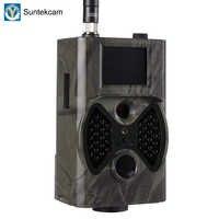 HC300M 16MP 940nm Vision nocturne caméra de chasse MMS caméra de chasse infrarouge Mms Gsm GPRS 2G piège caméra de jeu télécommande