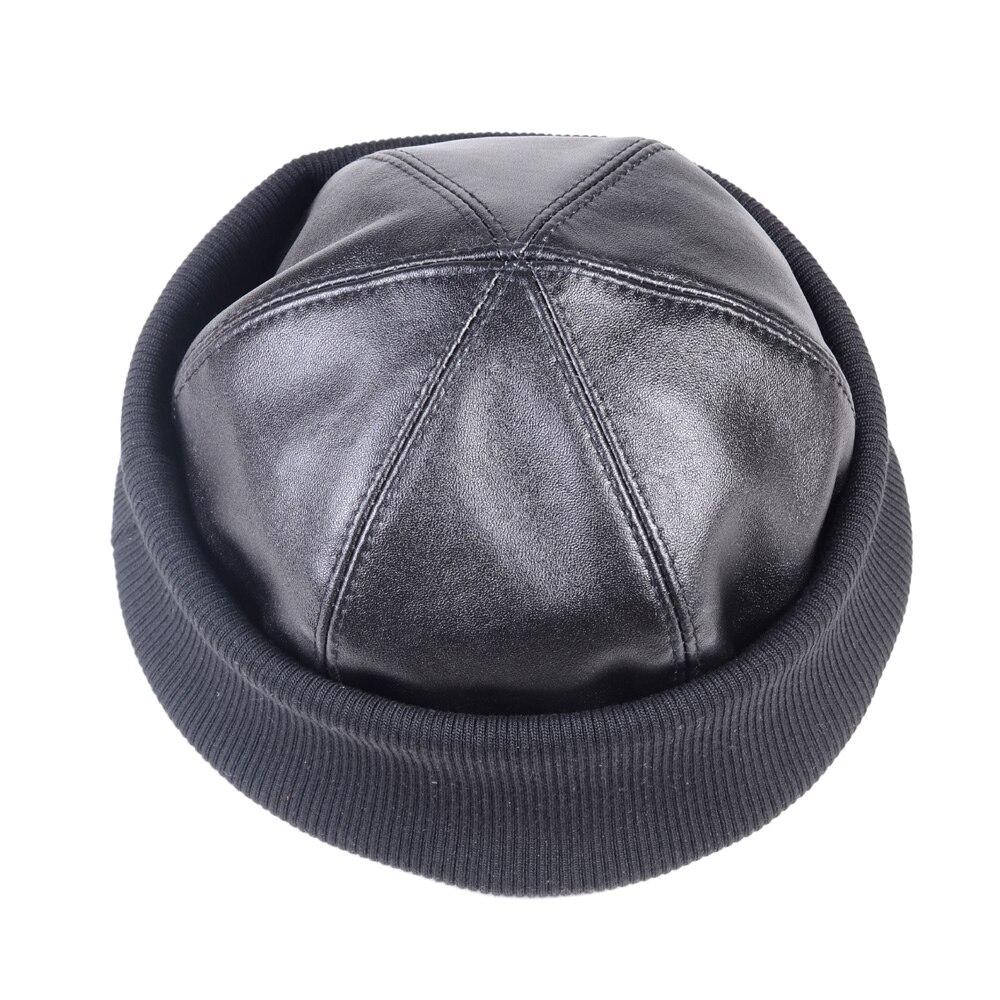 Gorro de abobrinha toque gorro de couro real patente feminino novo boné do exército/marinha bonés/chapéus