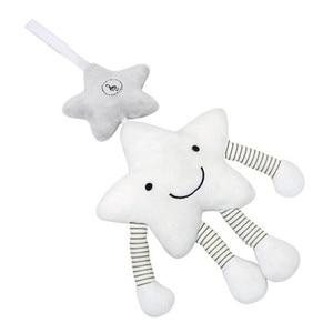 Image 5 - Baby Rammelaar Kinderwagen Speelgoed Muzikale Mobiele Baby Speelgoed Leuke Leren Edccation Cartoon Ster Voor Baby Kinderwagens Wieg Opknoping
