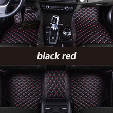 цена на HeXinYan Custom Car Floor Mats for Renault All Models scenic kadjar fluence laguna koleos Talisman captur megane Espace Latitud
