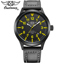 2017 New Luxury Top Brand ONELOONG Men Army Military Watches Men's Sports Quartz Clock Waterproof Wrist Watch Relogio Masculino