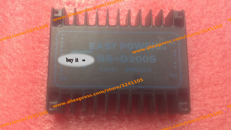 Free shipping NEW  GS-D200SST  MODULEFree shipping NEW  GS-D200SST  MODULE