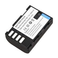 1pc 2200mAh DMW-BLF19E BLF19E Replacement Digital Camera Battery for Panasonic Lumix GH3 GH4 GH5 DMC-GH3 DMC-GH4 DMC-GH5 Camera
