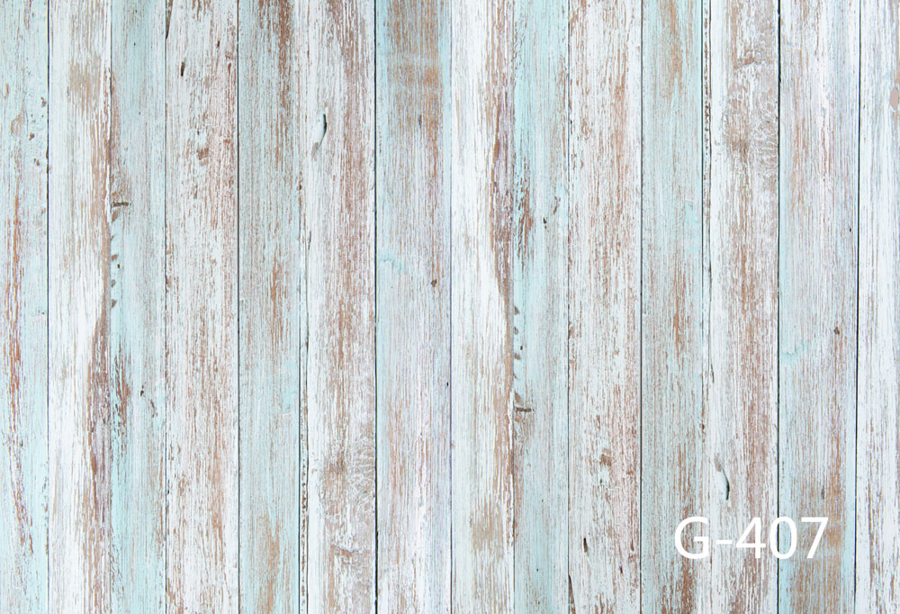 Photo Background Light Blue Wood Wall Floor Photography Backdrops Baby show Photography Studio Photo Backdrop Props 5x7 photography backgrounds wood floor vinyl digital printing photo backdrops for photo studio floor 134