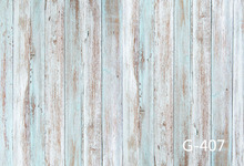 Photo Background Light Blue Wood Wall Floor Photography Backdrops Baby show Photography