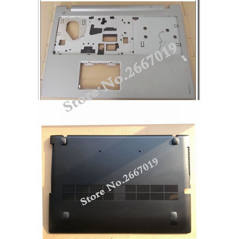 New For <font><b>Lenovo</b></font> <font><b>Z500</b></font> P500 TOP COVER Palmrest Upper Case +Bottom Base Cover Case AP0SY000420 AM0SY000300 AM0SY000320 image