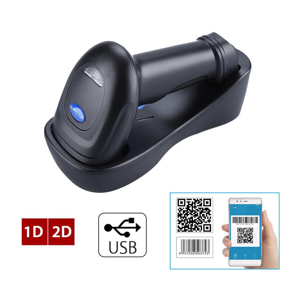 Blueskysea WM3L 960*640 км ручной Беспроводной высокое Скорость Бумага Экран 1D 2D сканера штриховых кодов декодер Reader