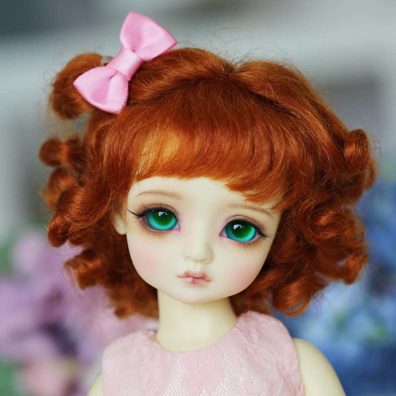 1 6 BJD PERUCA boneca YOSD peruca