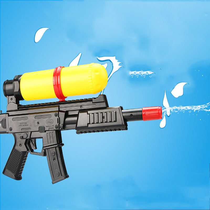 40CM Large Water Gun Creative Beach Puzzle Children's Toys Boys Summer Outdoor Play Games Water Gun Children Boy Birthday Gift