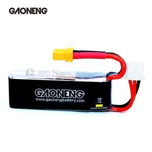 Image 3 - Gaoneng GNB 350mAh 2S 7,6 V HV 4,35 V 50C/100C Lipo Batterie XT30 Stecker für Beta75X RC Drone FPV Racing