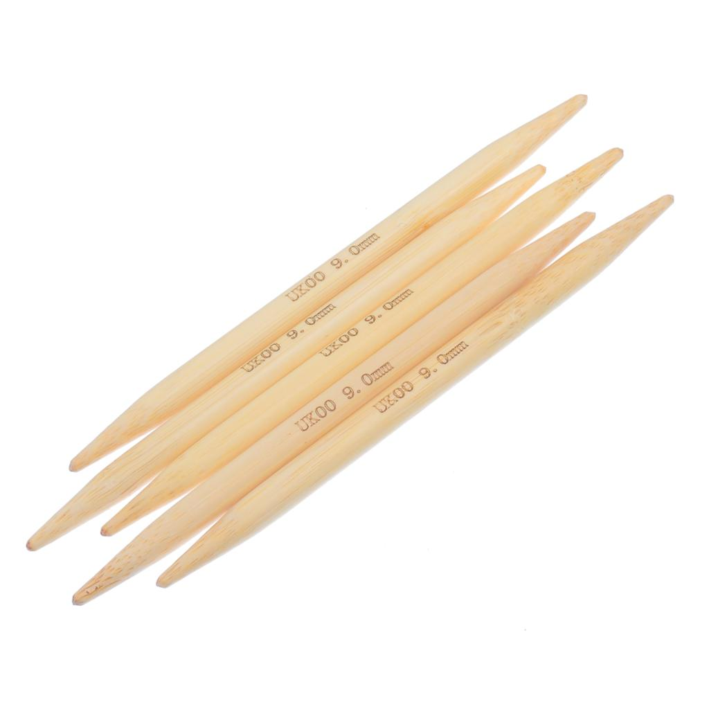 ᐃQue hacen punto del bambú de doreenbeads Agujas doble apuntado ...