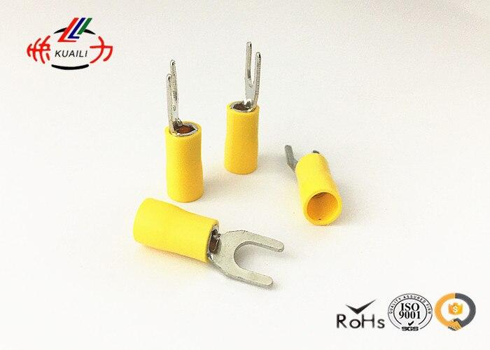 1000PCS Pre-insulated Fork ends TU-JTK terminalSV 5.5-4 SVS 5.5-6 кастрюля supra svs 2491c