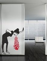 Wall Art Love Sick By Banksy Vinyl Wall Decal Alternative Wall Art Stickers For Bedroom Livingroom