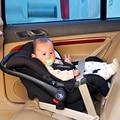 Multi-funcional carrinho de bebê dormindo cesta de assentos de segurança infantil