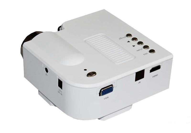 Online get cheap small computer projectors for Small projector for laptop