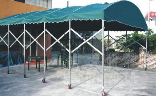 Outdoor activities garage sliding folding mobile carport canopy tent awning retractable shade Peng rain on Aliexpress.com | Alibaba Group & Outdoor activities garage sliding folding mobile carport canopy ...
