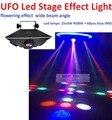 Новый 2016 НЛО Led Стадии Световой эффект 75 Вт RGBWY Цвета с 3 DMX chs IEC В/Выход Powercon Led Паук Moving Head DJ Disco Lights