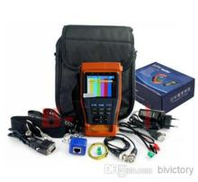 Stest-896 de Seguridad CCTV Tester PRO Audio Video 3.5 pulgadas LCD Monitor De Prueba de Fibra