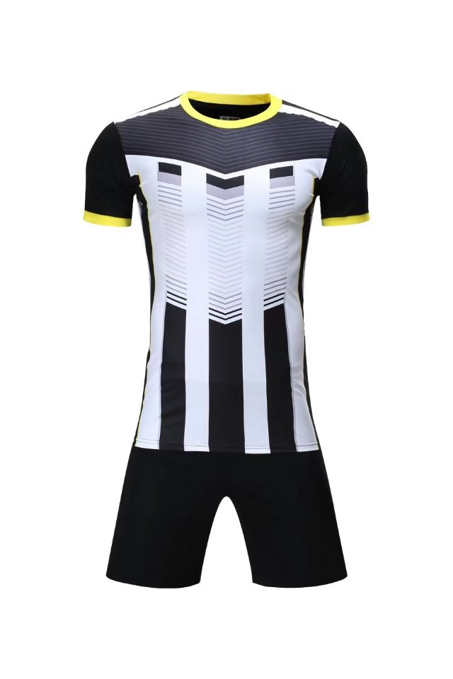 2018mens training short sleeve jersey breathable running sets sportswear soccer team football kits adult DIY logo good quality
