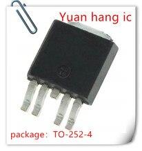 NEW 10PCS/LOT BTS50080-1TEA BTS50080 BTS50080A S50080A TO-252-4 IC
