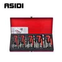 131Pcs Auto Motor Blok Herstellen Van Beschadigde Draad Reparatie Tool Kit M5 M6 M8 M10 M12 SK1008