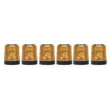 10 قطعة/الحزمة جولف الحديد الحلقات مع مادة الألومنيوم ل 0.370 الحديد رمح 5clour للاختيار