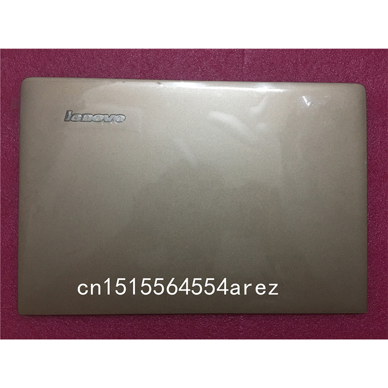 New And Original Laptop Lenovo YOGA 3 PRO 1370 LCD Rear Back Cover Case/The LCD Rear Cover Gold AM0TA000120