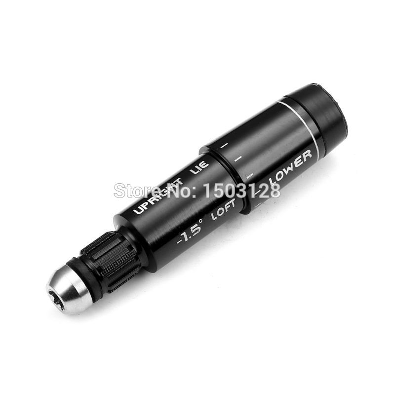 One Piece Golf Tip Size .370 Sleeve Adapter Replacement For  RBZ2 Rescue Hybrid Shaft