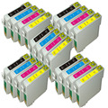 20 T0711BK T0712C T0713M T0714Y ink cartridge for Epson Stylus DX5050 DX6050 DX7400 DX7450 DX8000 DX8450 DX8000 DX9400F Printer