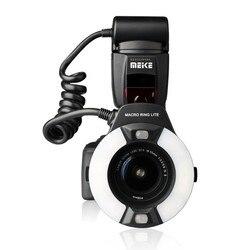 Meike MK-14EXT Macro TTL ring flash for Canon E-TTL TTL with LED AF assist lamp for Canon 5D4 5D3 1DX2 700D 650D 600D 760D 6D2