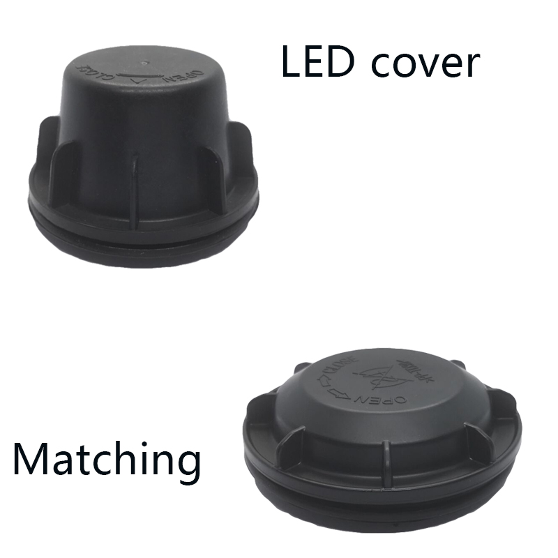 Image 3 - 1 piece Headlamp waterproof cover Dust cap Back cover of PVC HID xenon lamp LED bulb extended dust cover for trax-in Car Light Accessories from Automobiles & Motorcycles
