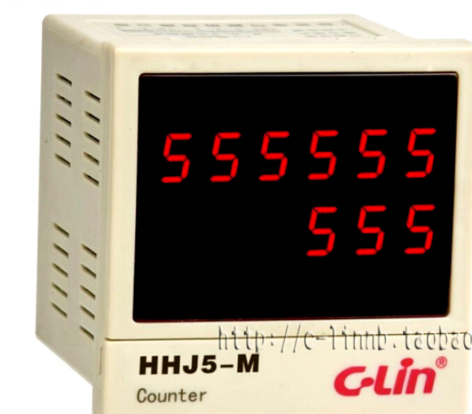 c-lin HHJ5-M total / Component counters AC220 total total dynatrans ac 30 20