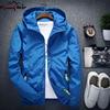 Speed Hiker 2017 Fashion Jacket Men Spring Autumn Solid Male Outside Jacket Coat Plus Size M