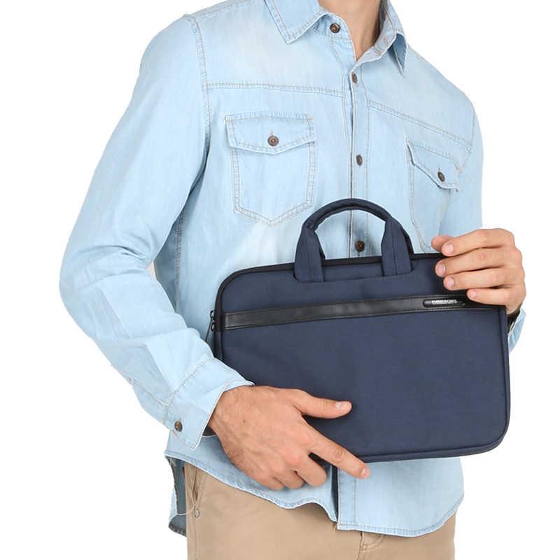 موضة جديدة kingson 11 12 14 بوصة حقيبة لاب توب حقيبة دفتر حقيبة كمبيوتر محمول مقاوم للماء حقيبة حقيبة ساعي حوالي 0.34 كجم