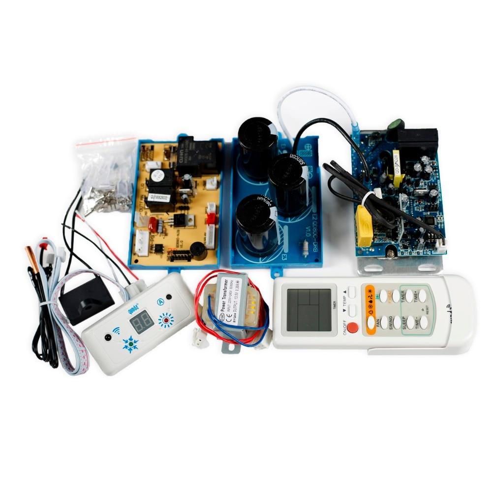 Wifi Universal A C Controller Air Conditioner Conditioning Wiring Diagram Ac Changhong Dc Inverter Controlador Para Dividir Condicionador De Ar Condicionado Sistema