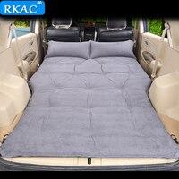 Rkac Автоматическая надувные внедорожник Сочетание автомобилей задняя крышка сиденья автомобиля матрац кровати путешествия надувной матра