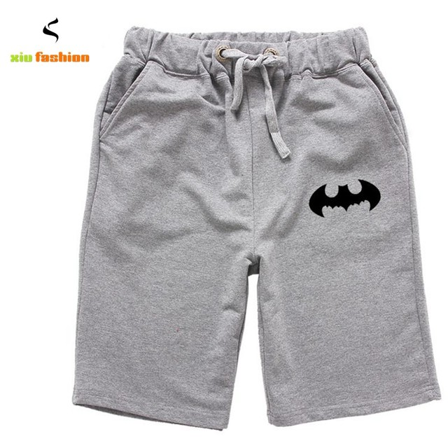 Aliexpress.com : Buy Summer Men Shorts Batman Cartoon Shorts ...