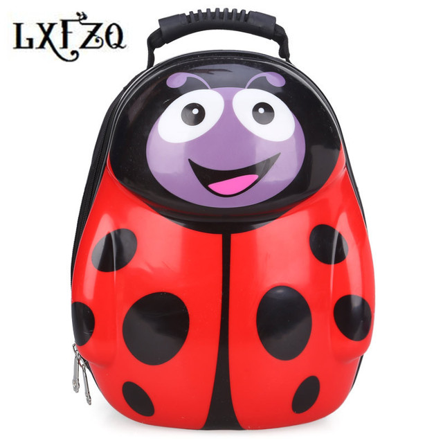 dd19d369ae63 LXFZQ mochila infantil Hard shell backpacks for children mochilas escolares infantis  school bags light Baby backpack for boy