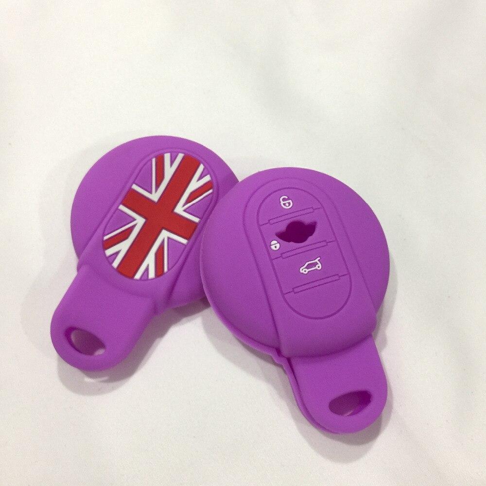 Silicone Remote Key Cover Case Compatible Made For Mini