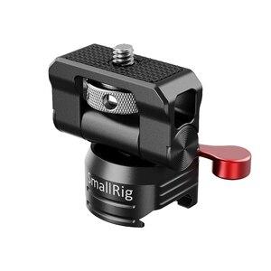 "Image 2 - SmallRig שחרור מהיר מצלמה EVF צג מחזיק מסתובב 360 תואר & הטיה 150 תואר מסתובב צג הר w/נאט""ו מהדק 2347"