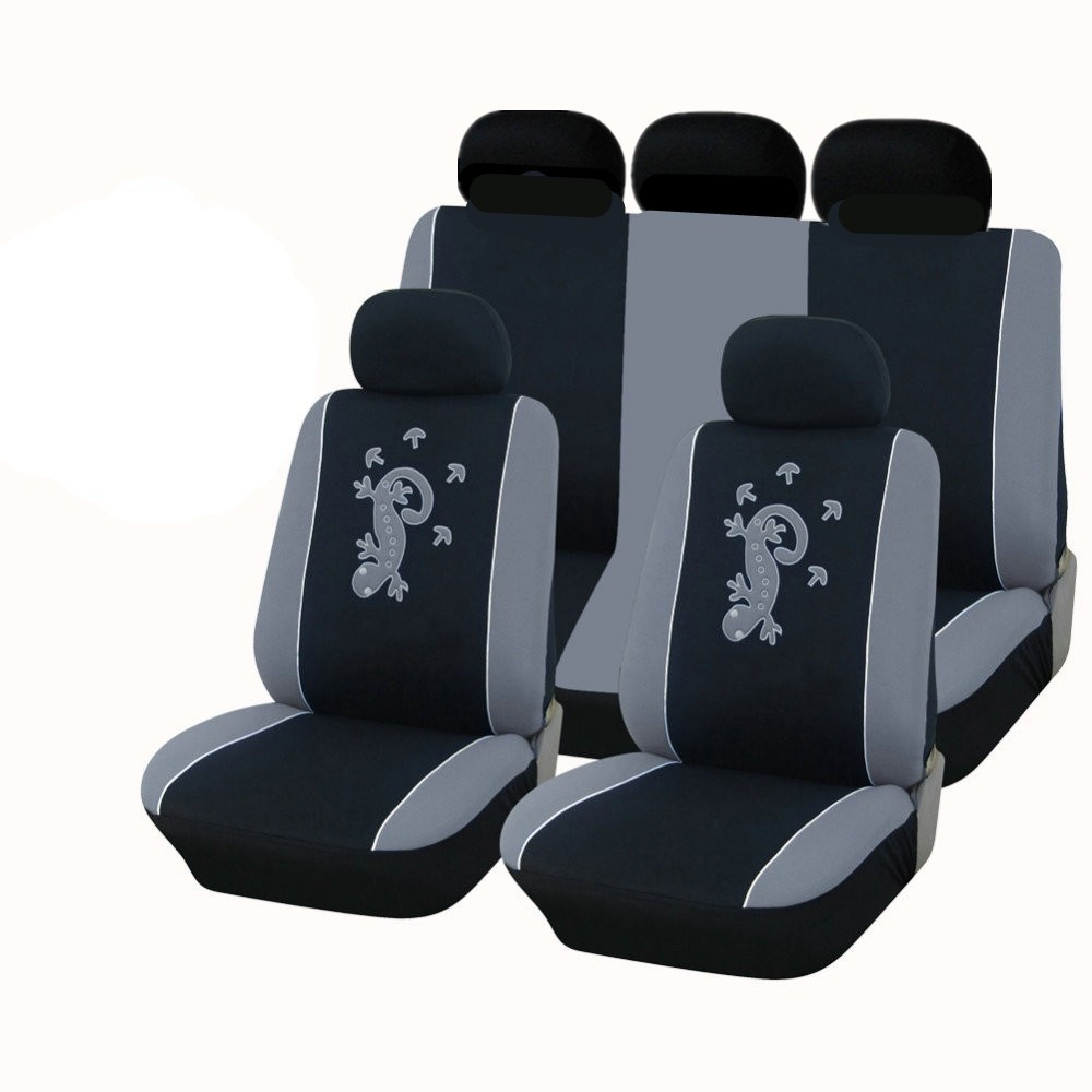 2017 New Hot Universal Full Car Seat Covers 9pcs Car